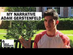My Narrative: Adam Gerstenfeld - YouTube