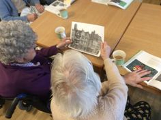 Reminiscing with Trinity - Riversway Care Home Bristol