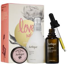Love Notes by Jurlique Indulgent Face Care Set - Jurlique | Sephora