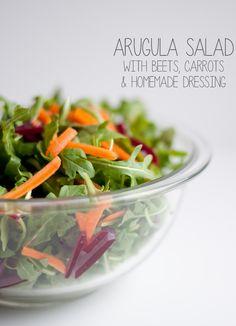 Recipe: Arugula Sala