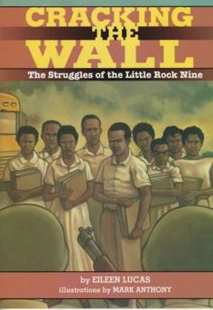 A brief introduction to the nine African-American students who integrated Central High School in Little Rock, Arkansas, in 1957