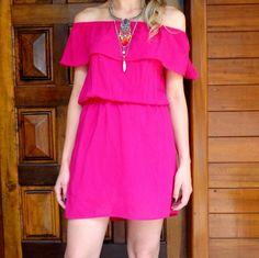 vestido-pink-ciganinha-babado-comprar