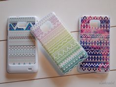 Ebay telefoonhoesjes aztec galaxy xSunkissed