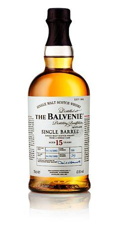 """B&R Bevande enoteca Torino - Shop online.  E' un whisky che viene invecchiato in un unico tipo di botte, selezionato personalmente dal """"The Balvenie Malt Master"""". Per ogni imbottigliamento viene creata un'edizione limitata."""