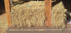 Straw Bales & Solar Energy -- A Natural Partnership | Home Power Magazine -- Great article about how good straw bale construction is and various aspects to take into consideration. Includes accepted R-values of bales.