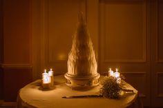 Wedding Cake @ Sheen Falls Lodge