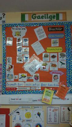 Bia 6 Class, Irish Language, Primary School, Classroom Organization, Students, Teaching, Education, My Love, My Boo