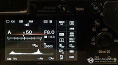 Welche Kameraeinstellungen sollte man bei einer neuen Kamera wählen? Wir zeigen euch unsere Einstellungen und erklären auch, warum wir diese nutzen.