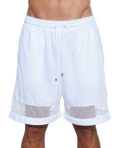 bleach project basketball short