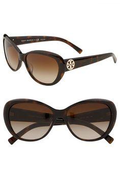 Cat Eye Glasses // Tory Burch :: Wishlist Worthy!