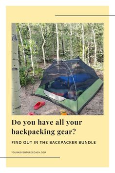 Learn how to go from day hiker to badass backpacker by downloading the Badass Backpacker Bundle for free. Get the ultimate backpacking gear list, complete first aid supplies checklist and hiking snack ideas that will make your next overnight hiking trip unforgettable! Backpacking Gear List, Hiking Gear, Hiking First Aid Kit, Best Camping Stove, Appalachian Trail, Packing Light, Day Hike, Backpacker, The Great Outdoors