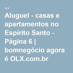 Aluguel - casas e apartamentos no Espírito Santo - Página 6 | bomnegócio agora é OLX.com.br