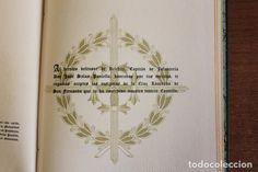 AL HEROICO DEFENSOR DE BELCHITE, CAPITÁN DE INFANTERIA DON JOSÉ SALAS PANIELLO... 1953. (Libros de Segunda Mano - Historia - Guerra Civil Española)