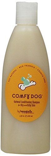 happytails Canine Spa Line Comfy Dog Oatmeal Shampoo >>> Check out this great product. Note: It's an affiliate link to Amazon.
