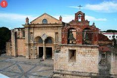 Iglesias y Catedrales mas bellas de Republica Dominicana