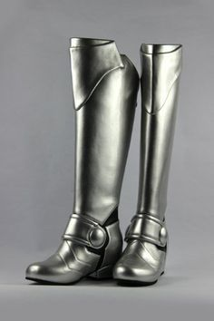 Fate/Stay night_Unlimited CodeSaber Lily Armor boot Women Size 10 We usually need 2-