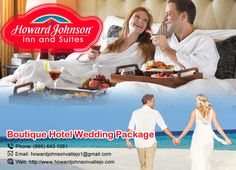 Boutique Hotel Wedding Package Howard Johnson Inn & Suites of Vallejo is the perfect boutique hotel for your big moment. We're ideally located for wedding events, and offer some of the finest and most distinctive spaces in the city. Whether you're looking to book group accommodations @ http://goo.gl/lCQDZN #hotel_accommodation_vallejo‪  ‬ #luxury_hotel_accommodation   #wedding_hotel_accommodations‪   #best_wedding_hotel_accommodations‪  ‬ #wedding_luxury_hotel_accommodations  ‬…