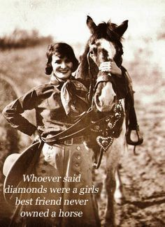 """""""Cowgirl"""", possibly Mabel Strickland, c 1925 Cowgirl And Horse, Cowboy And Cowgirl, Cowgirl Style, Vintage Cowgirl, Vintage Horse, Old West, Old Pictures, Old Photos, Cowgirls"""
