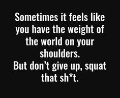 Fitness can be a challenging journey. Here are 25 of the most motivational fitness quotes to inspire you to become the best possible version of yourself. Fitness Workouts, Crossfit Workouts At Home, Fun Workouts, Crossfit Memes, Squats Fitness, Outdoor Workouts, Fitness Weightloss, Funny Workout Shirts, Workout Memes