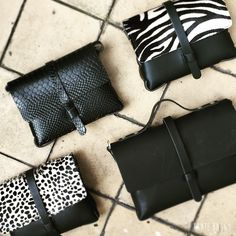 Leather Saddle Bags, Leather Pouch, Leather Handbags, Diy Leather Working, Handbag Patterns, Creation Couture, Unique Bags, Leather Projects, Leather Accessories
