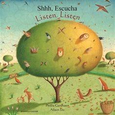 Listen, Listen - Bilingual Book