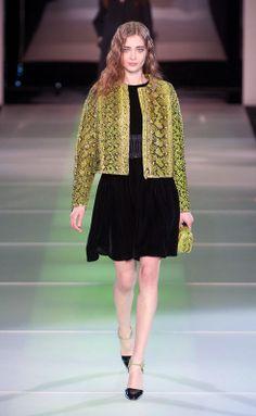 Giorgio Armani - Fall/Winter 2013-2014 Milan Fashion Week