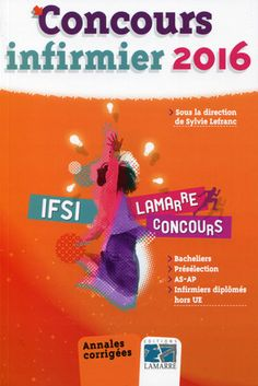 Concours infirmier 2016