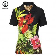 Bogner Golf Miara Print Shirt (Women's) | Peter Glenn