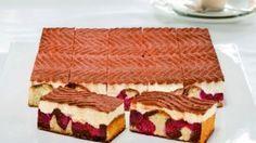 Prajitura cu ciocolata si visine | German Bakery, Cake Bars, Black Forest, Scones, Tiramisu, Brownies, Sweets, Cream, Ethnic Recipes