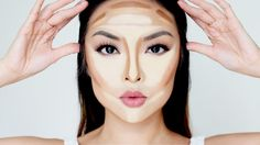 HOW TO: Contour and Highlight For Beginners | chiutips