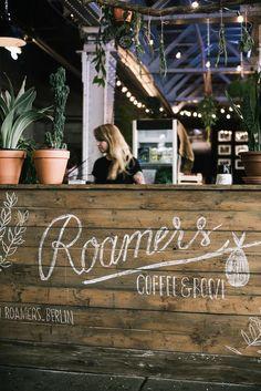 Roamers Coffee and Booze Berlin