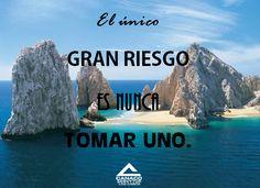 #Frase #Riesgo #Inspiración #Canaco #cabo