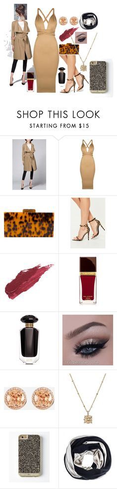 """Untitled #1480"" by moestesoh ❤ liked on Polyvore featuring Missguided, Lily Lolo, Tom Ford, Victoria's Secret, Henri Bendel, Vera Bradley and Black"