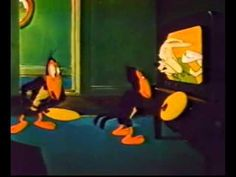 Heckle & Jeckle 27 of 52 - The Rain Makers 1951...I liked these birds better than Mickey Mouse!