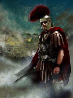 Un Centurión, por Luca Tarlazzi. http://www.elgrancapitan.org/foro/viewtopic.php?f=87&t=16979&p=894392#p893341