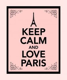 Who Doesn't love Paris?   Missing our girrl!!!