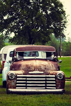another old chevy truck - love them all!