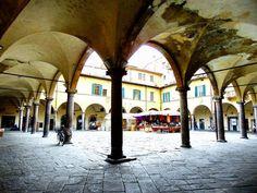 Una delle piazze più affascinanti di Pisa.  Complimenti a @sandrabruni66  questo scatto s'è aggiudicato il BEST OF THE DAY OF #igerspisa!  #botdpisa by igerspisa