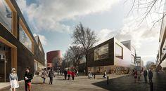 Hipsterkasbah (Otaniemi Campus, Aalto University) / ALA Architects