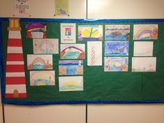 Lighthouses in Meteghan Grade 2, Lighthouses, Social Studies, Canada, Classroom, Science, Education, School, Socialism