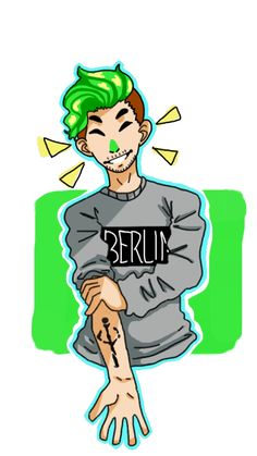 lilzychonerd: Daaawwwww, Jackaboy looks so happy about his tattoo in the video! therealjacksepticeye: I am happy about it and no one can take that away from me :D