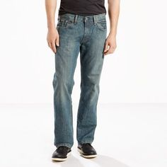 Levi's 559 Relaxed Straight Jeans (Big & Tall) - Men's 54x32