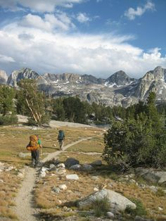 Rae Lakes Loop - Kings Canyon National Park, CA. by njhiker