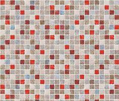 Peel & stick Point wallpaper sheet [Tile red-HEM-18 : 50cm X 300cm] Wall decoration Self-Adhesive contact paper by Magic fix, http://www.amazon.com/dp/B00C7FDQPM/ref=cm_sw_r_pi_dp_SSeqsb0SB1Z6G