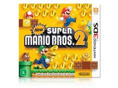 3DS - New Super Mario Bros 2