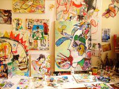 micci cohan-Studio-june 2010