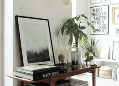 Sponsored  As you may know from pictures of my sitting room , I'm a big fan of art. If chosen wisely, it can really add a lovely personal t...