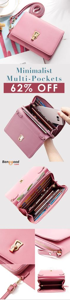 I love those fashionable and beautiful bags from banggood.com. Find the most suitable and casual bags at incredibly low prices here.#bag#sale Women's Bags, Purses And Bags, Travel Handbags, Casual Bags, Online Bags, Beautiful Bags, Bag Sale, Cross Body Handbags, Handmade Crafts