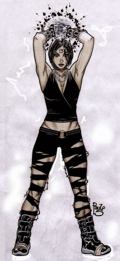 traci13___world_of_flashpoint_by_paulosiqueira.jpg (559×1212)