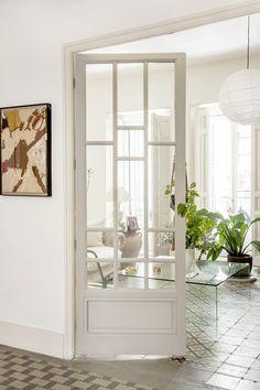 casa en el centro de madrid diseñador de moda